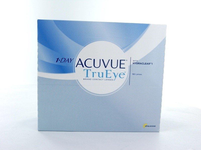 1 Day Acuvue TruEye, 180er Box