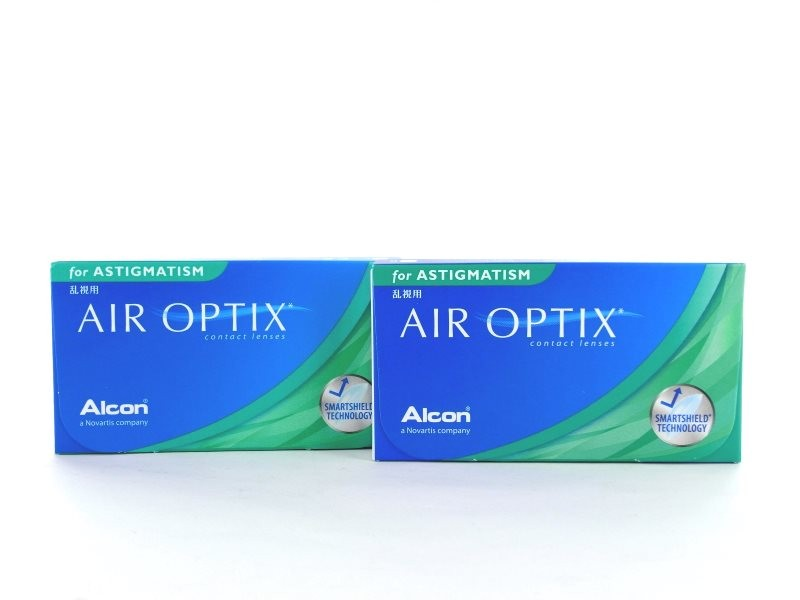 Air Optix for Astigmatism, 2x 6er Box