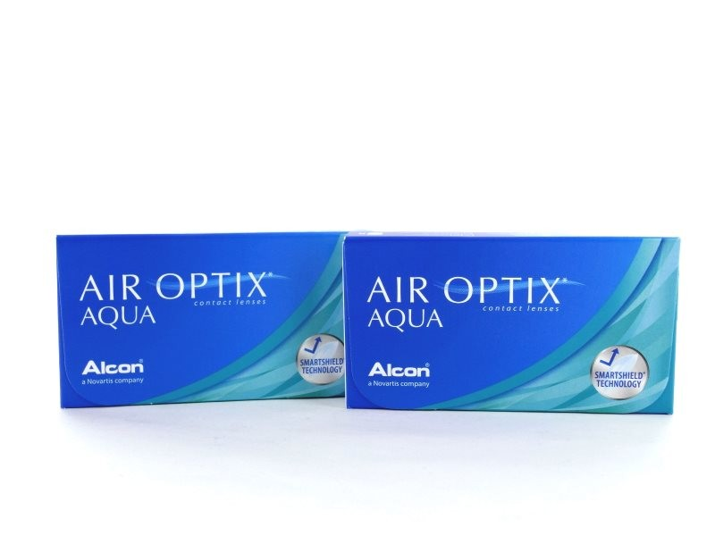 2x Air Optix Aqua, 3er Box