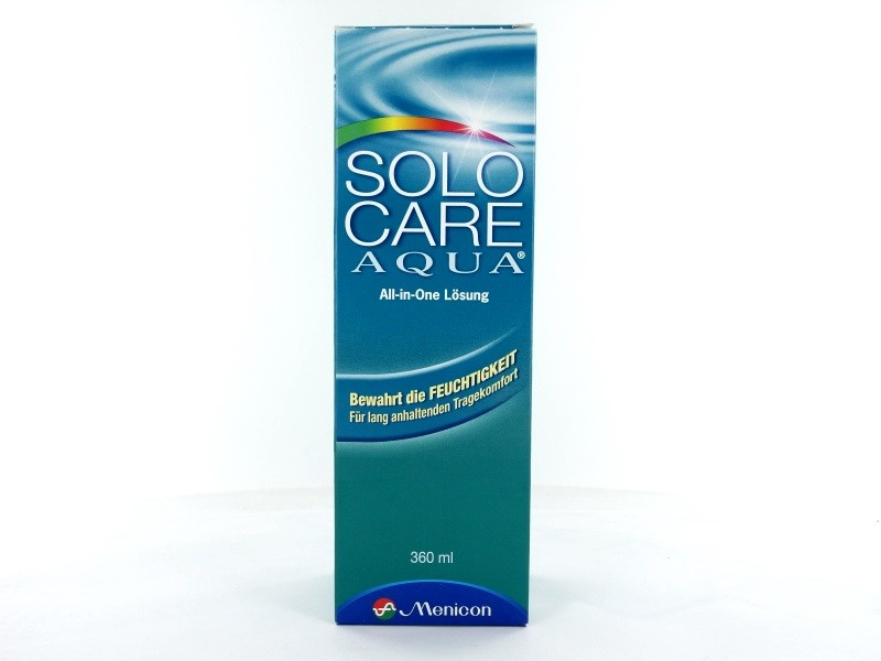 Solo Care Aqua, 1x360 ml