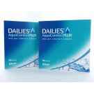 Dailies Aqua Comfort Plus, 2x 90er Box
