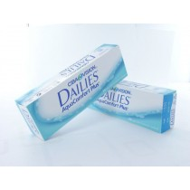 Dailies Aqua Comfort Plus, 2x 30er Box