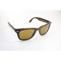 Ray Ban - RB4105 710 Gr. 50 - Light Havana/Crystal Green
