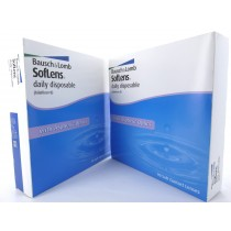 Soflens Daily Disposable, 2x 90er Box