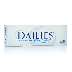 Focus Dailies All Day Comfort, 30er Box