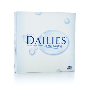 Focus Dailies All Day Comfort, 90er Box