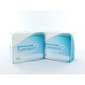 Pure Vision® 2, 2x 6er Box
