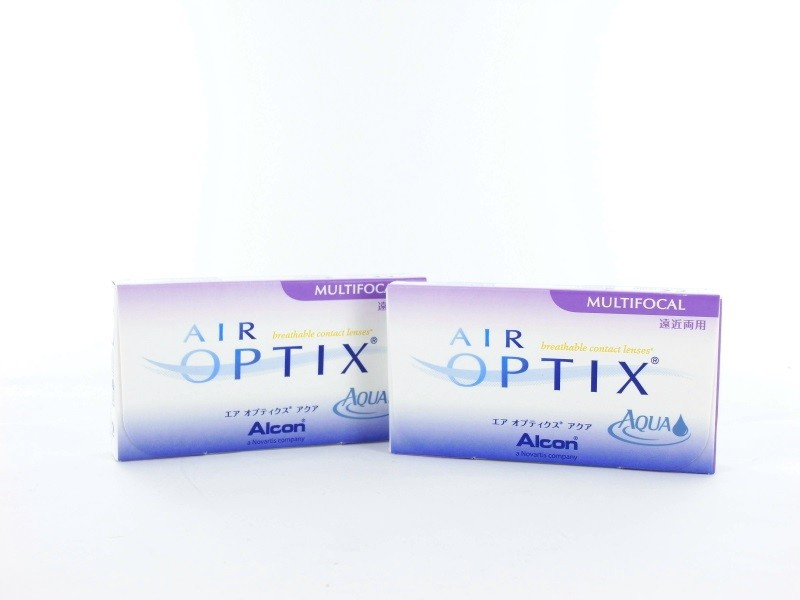 Air Optix Aqua Multifocal, 2x 6er Box