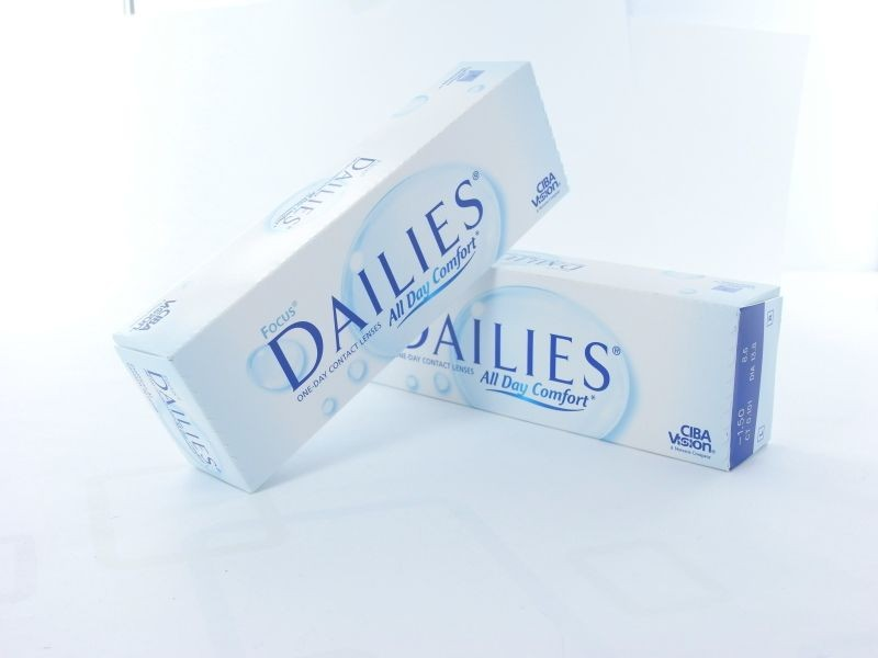 Focus Dailies All Day Comfort, 2x 30er Box