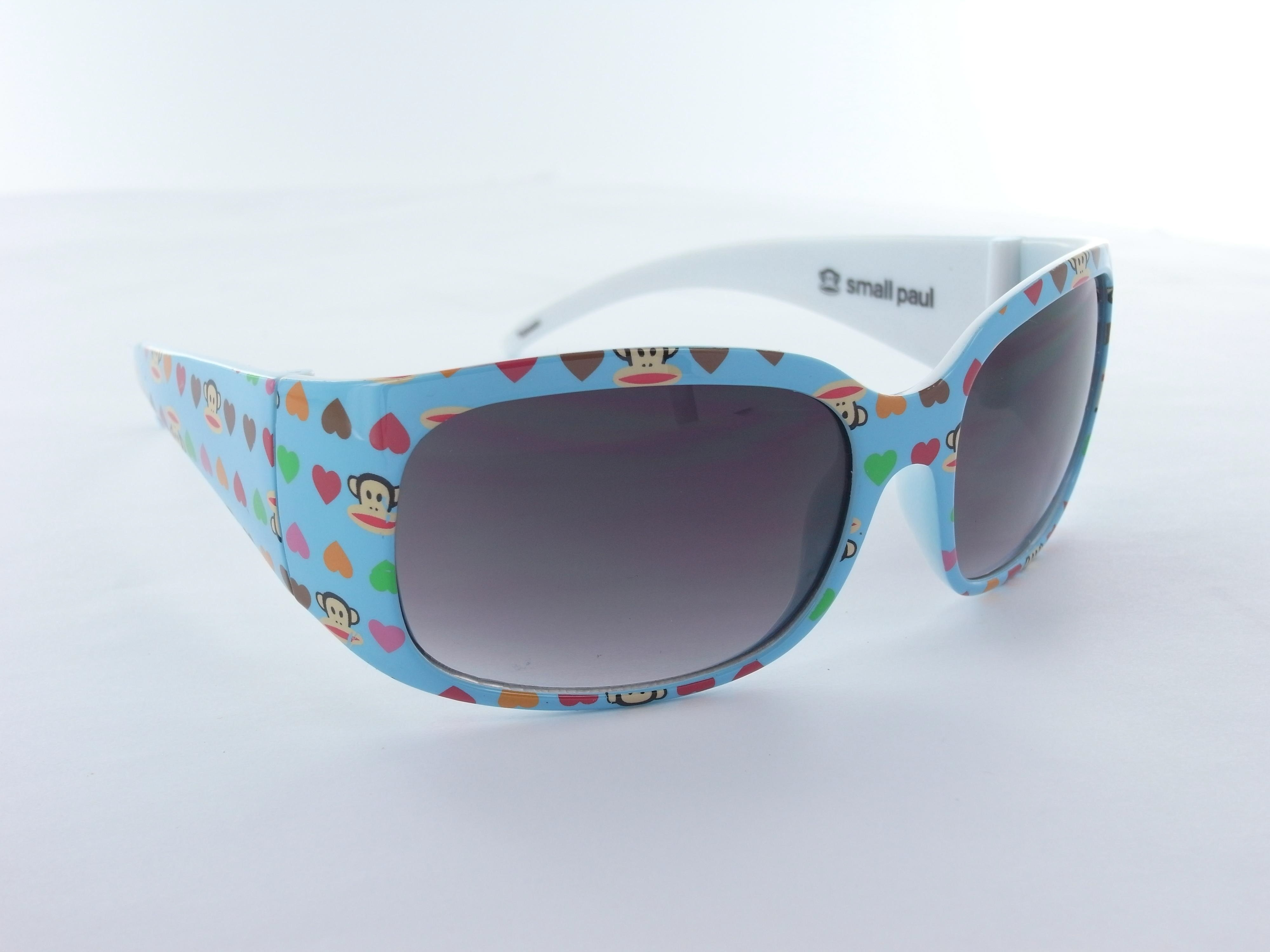 Paul Frank - KIDS - Hymn and Her - Light Blue Hearts
