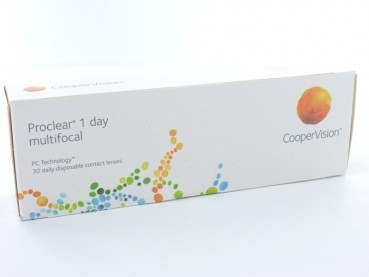 Proclear 1 Day Multifocal, 30er Box