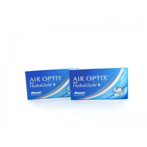 2x Air Optix plus HydraGlyde, 6er Box