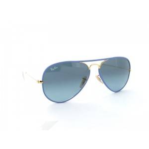 Ray Ban RB3025 JM - Aviator Full Color - 001/4M
