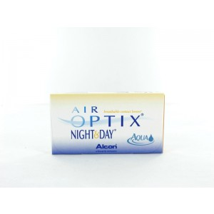 Air Optix Night & Day Aqua, 3er Box