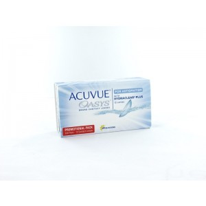 Acuvue Oasys for Astigmatism, 12er-Box