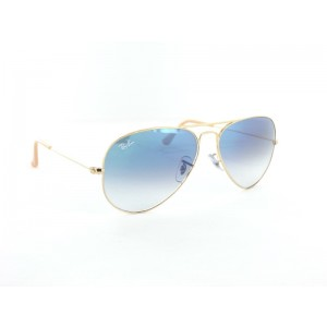 Ray Ban RB3025 001/3F Large Aviator